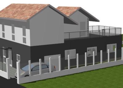 Maison G projet deuis rue 02