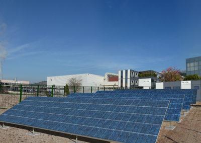 NEXCIS - 3D intégration Demonstrateur photovoltaique V01
